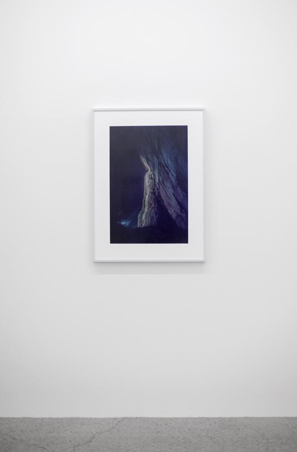 Pascal Grandmaison, Second regard, 2013, impression au jet d'encre, 35 x 26 pouces