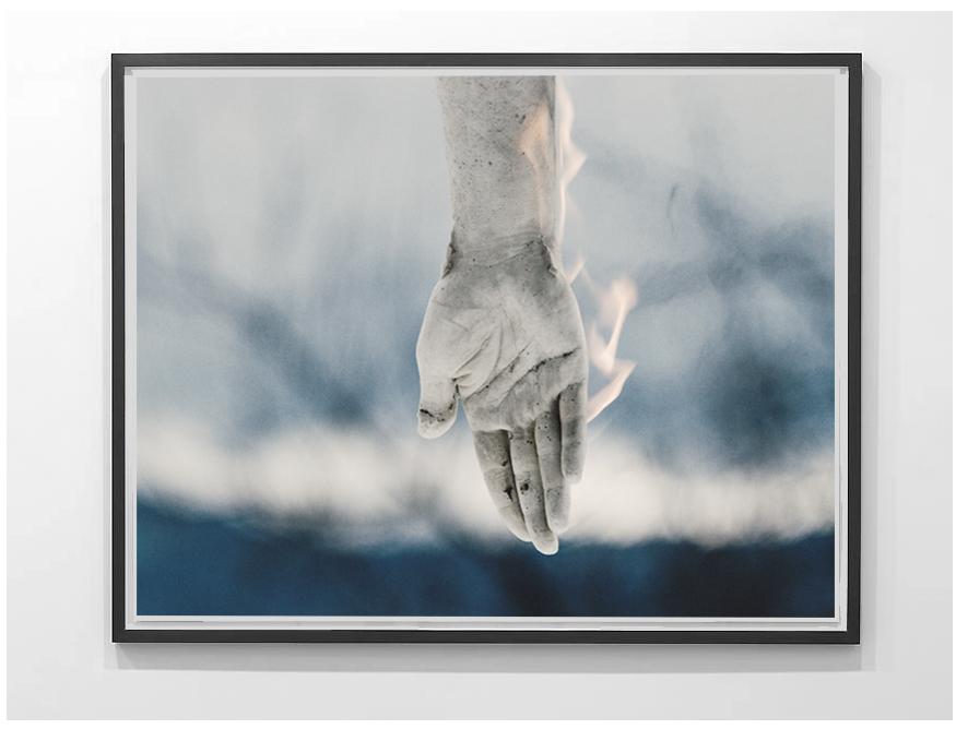 Pascal Grandmaison, Transformation I, 2016, impression au jet d'encre, 48 x 36 pouces