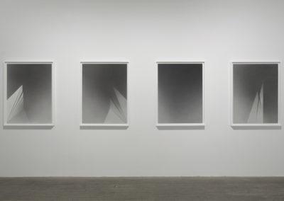 Marie-Claire Blais, Vue d'installation, 2009. Photo : Richard-Max Tremblay