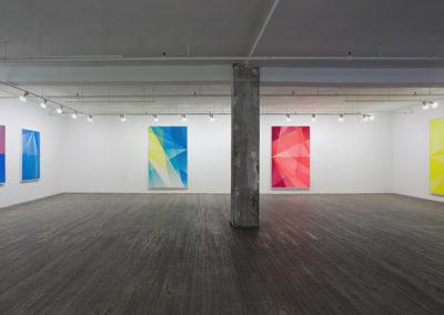 Marie-Claire Blais, Vue d'installation, 2010. Photo : Richard-Max Tremblay