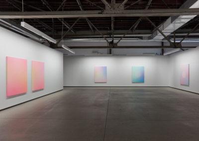 Marie-Claire Blais, Vue d'installation, 2012. Photo : Richard-Max Tremblay