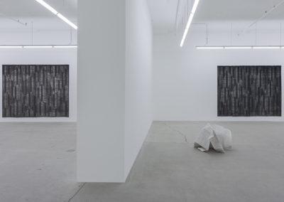 Marie-Claire Blais, Vue d'installation, 2015. Photo : Marie-Claire Blais