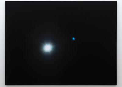 Mathieu Grenier, The Eye, 2016, Impression au jet d'encre sur papier Lasal Photo Matte, 152 x 203 cm. Photo : Guy L'Heureux