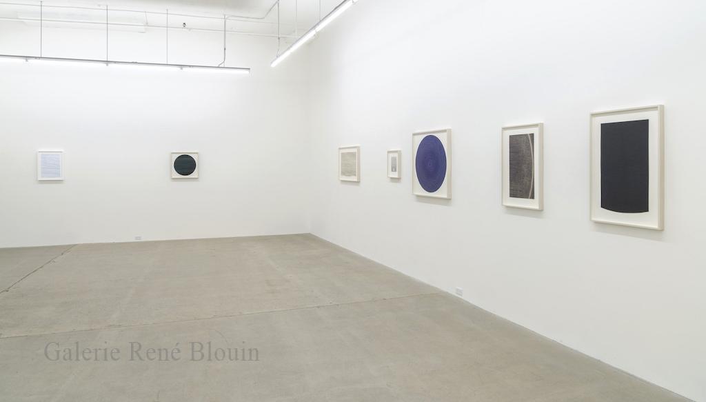 Vue d'installation 23 : Exposition Dessin 3x (Simon Bertrand, Sarah Stevenson, Serge Murphy) 13 mai au 30 juin, 2017, Galerie René Blouin