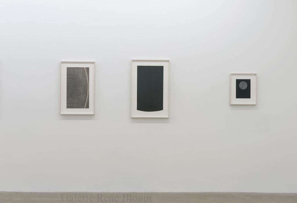 Vue d'installation 24 : Exposition Dessin 3x (Simon Bertrand, Sarah Stevenson, Serge Murphy) 13 mai au 30 juin, 2017, Galerie René Blouin