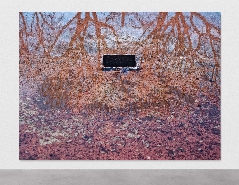 Pascal Grandmaison, ASPIRATION, 2017, Édition de 2, Impression au jet d'encre sur toile, 254 x 343 cm / 100 x 135 pouces