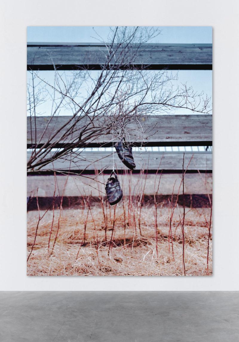 Pascal Grandmaison, REPOS IMAGINATION, 2017, Édition de 2, Impression au jet d'encre sur toile, 264 x 195,5 cm / 104 x 77 pouces