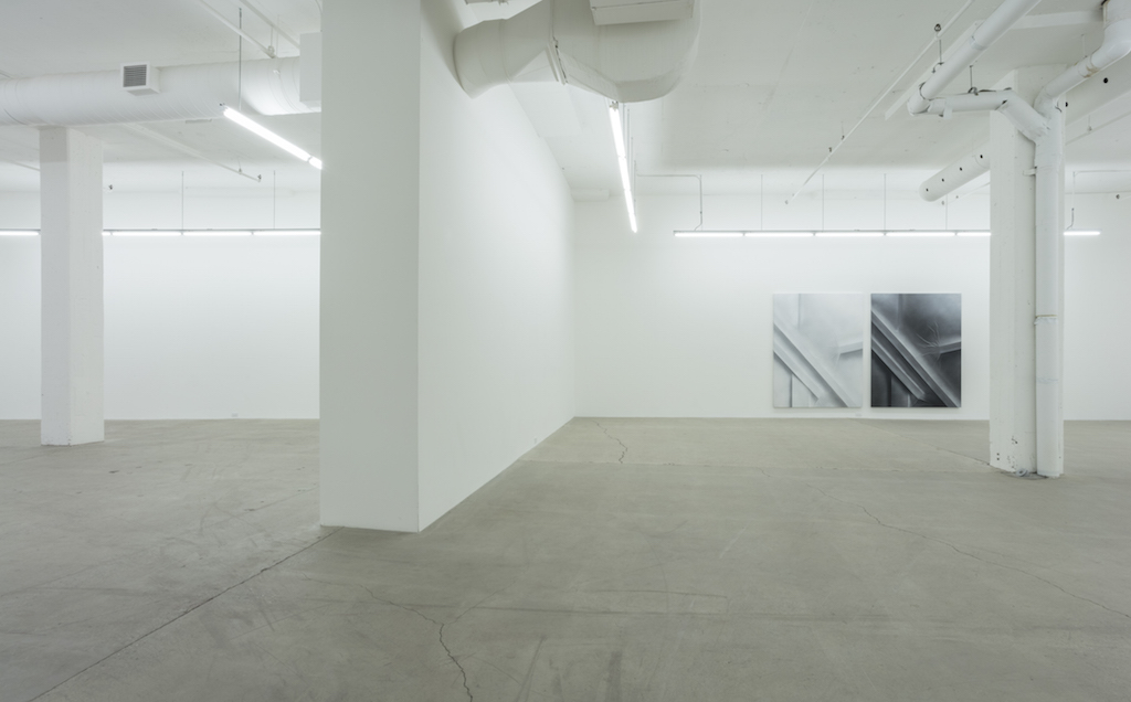 3 x 2, Vue d'Installation, Galerie René Blouin, 2015