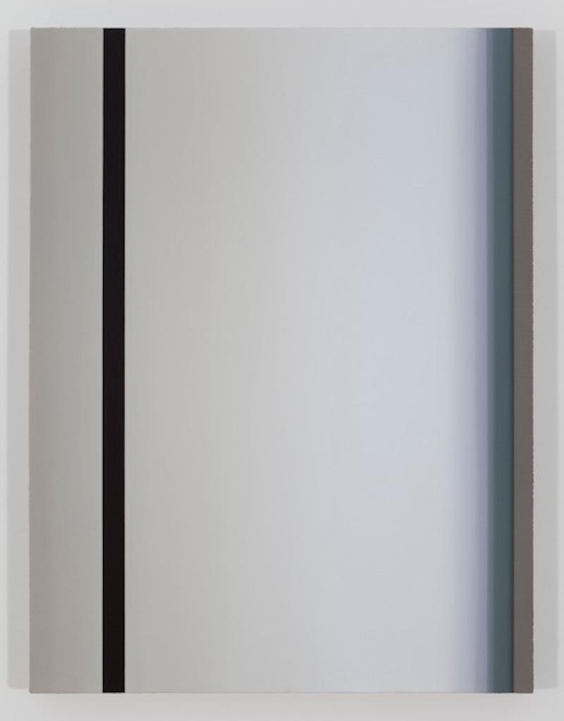Vestibule IV, 2013, huile sur toile de lin, 33 x 25 pouces