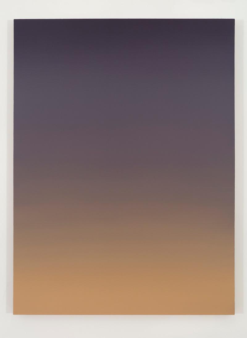 Sans titre, 2016, huile sur toile de lin, 48 x 36 pouces