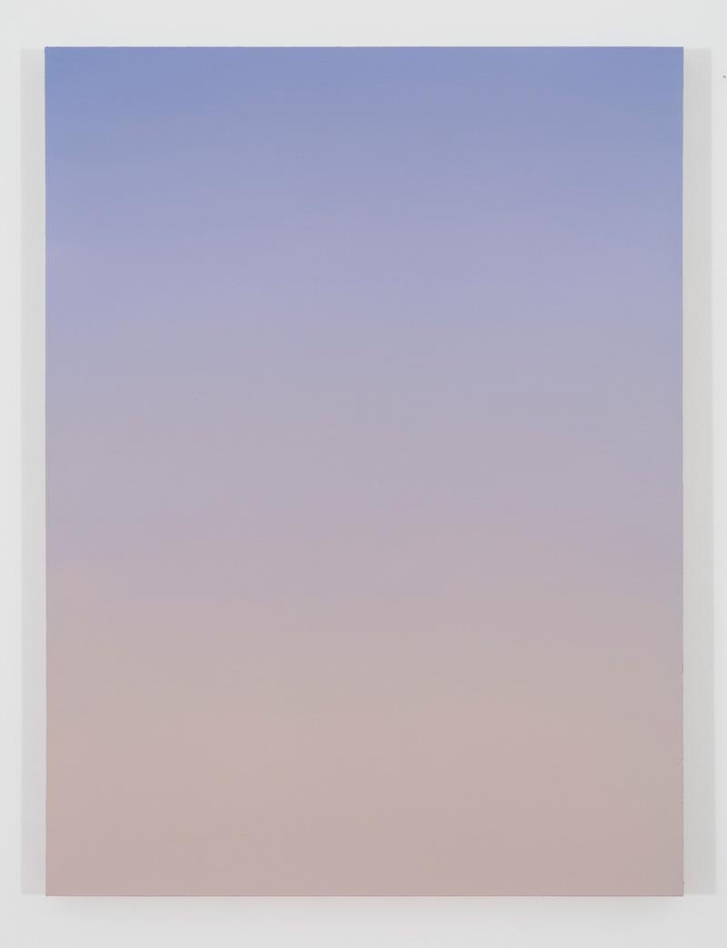 Sans titre, 2015, huile sur toile de lin, 48 x 36 pouces