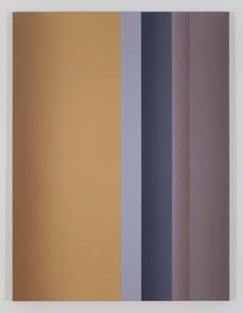 GRB (Belgo), 2013, huile sur toile de lin,60 x 45 pouces