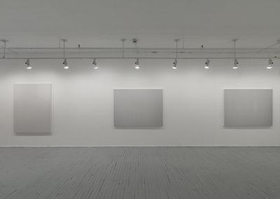 Mathieu Grenier, Arprim, 2015 (vue d'installation) Arprim, centre d'essai en art imprimé, Montréal