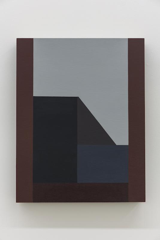Serena Beaulieu, Both Preoccupations, 2018, Acrylique sur bois, 35,5 x 28 cm / 14 x 11 pouces