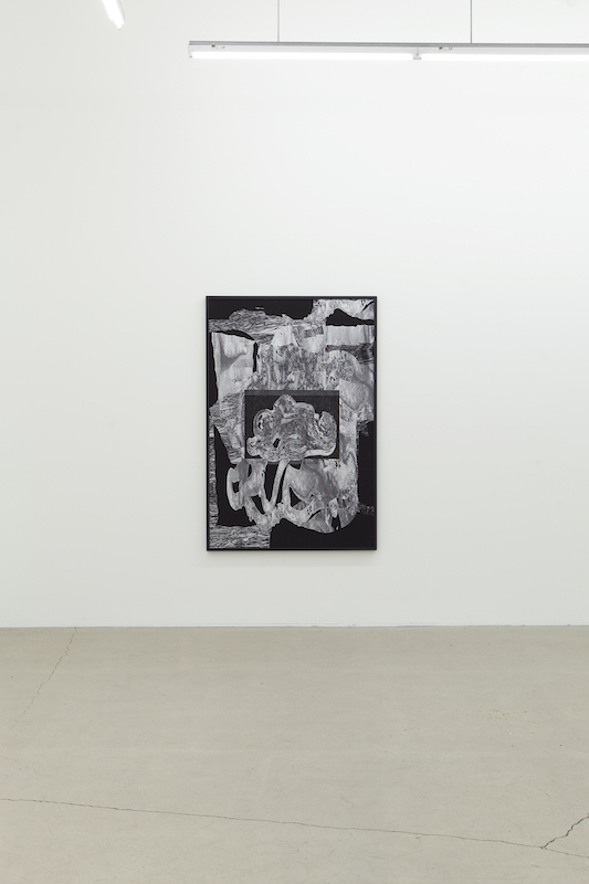 Jérôme Nadeau, Prophecies, 2017, impression au jet d'encre sur papier archive, 152,4 x 101,6 cm / 60 x 40 pouces.