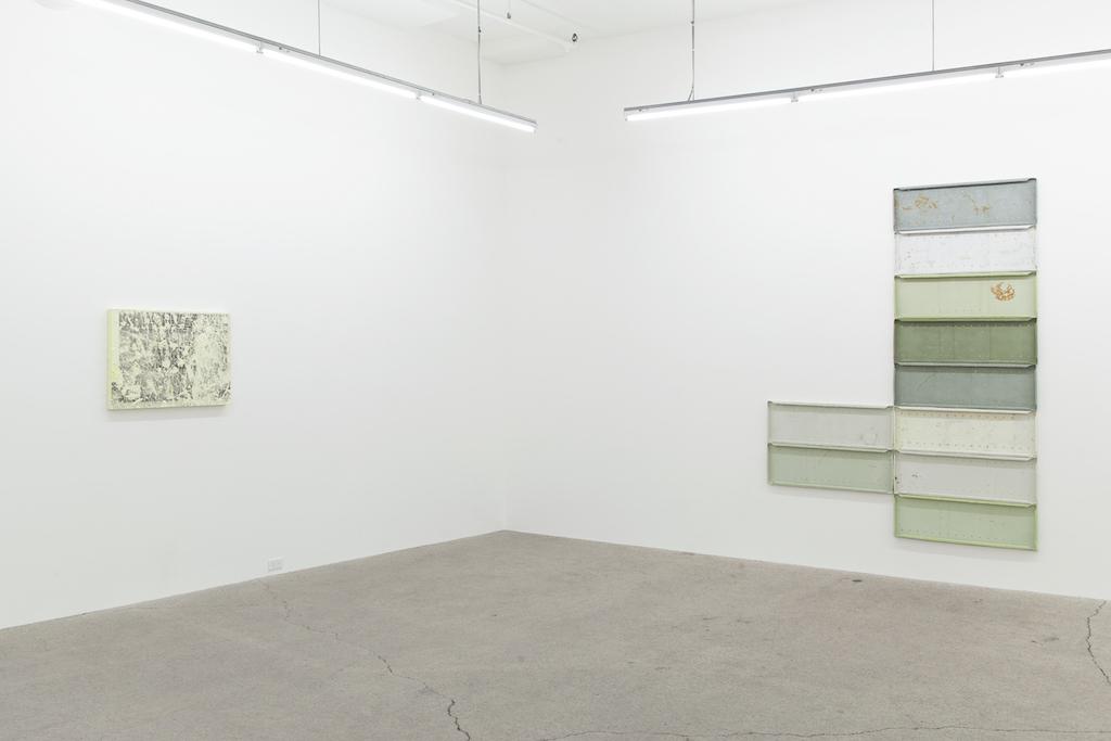 Vue d'installation. Du côté de chez Soon, Galerie René Blouin, 2 juin au 7 juillet 2018. Photo: Simon Belleau
