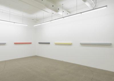 Vue d'installation, Galerie René Blouin, 2018