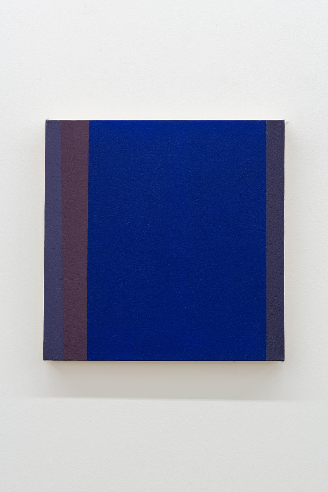 Yves Gaucher, AGBBLG, 1993, Acrylique sur toile, 40,8 x 40,6 cm / 16,1 x 16 pouces, Photo : Guy L'Heureux