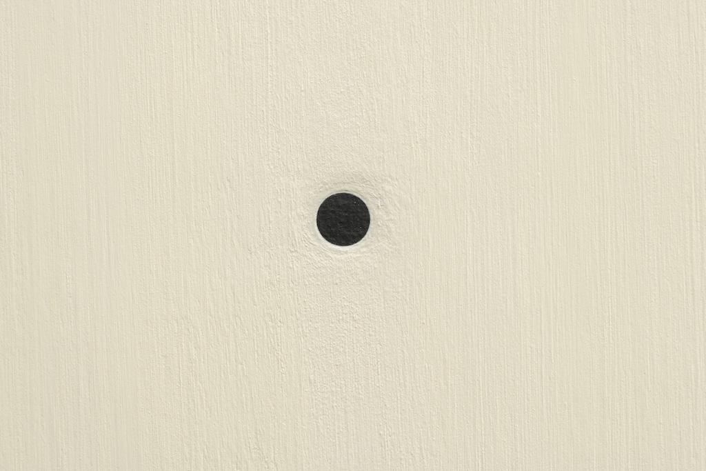 Matthew Feyld, Untitled 19-04 (détail), 2018-2019, Acrylique, pigments et pâte à relief sur toile montée sur panneau, 40,64 x 40,64 cm / 16 x 16 pouces