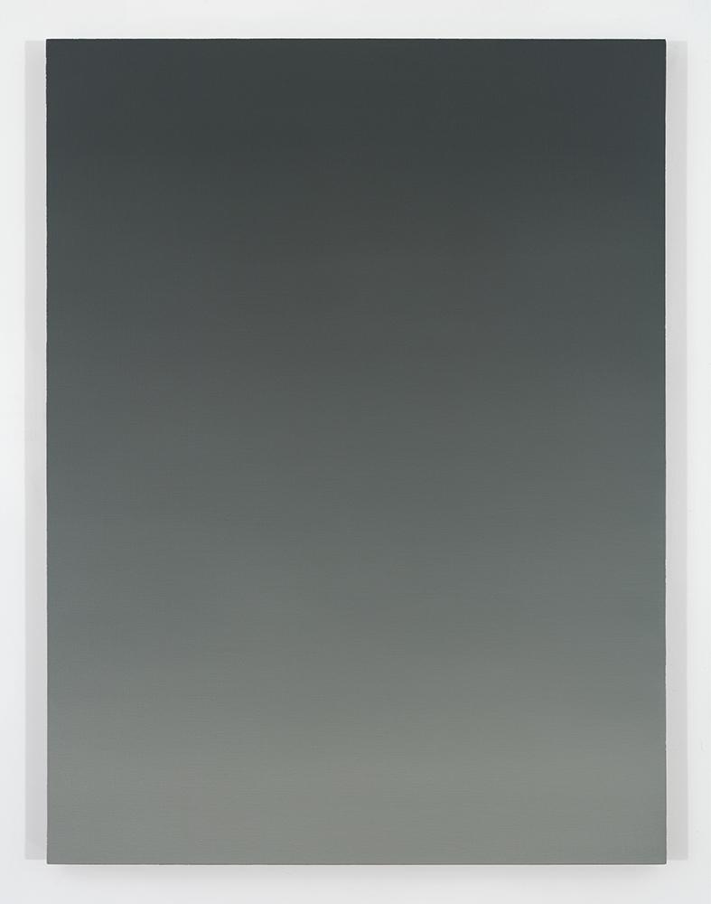 Pierre Dorion, Sans titre (Dusk VI), 2015, huile sur toile de lin, 122 x 91,5 cm / 48 x 36 pouces (crédit photo : Richard-Max Tremblay)