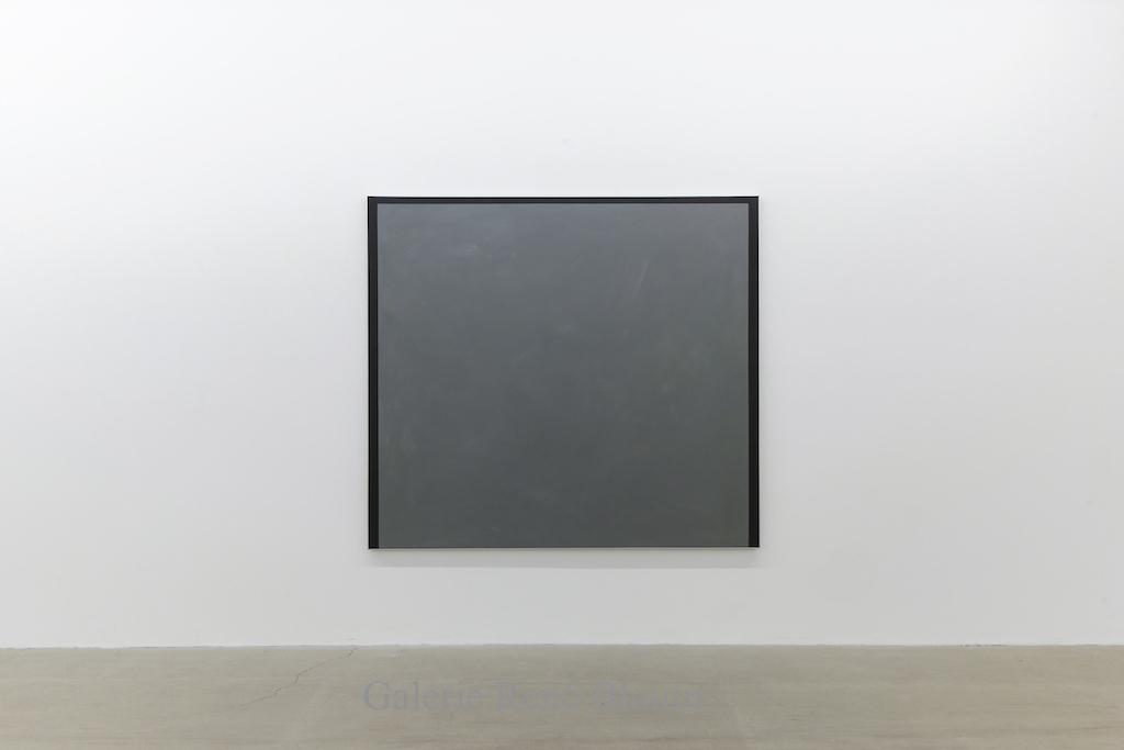 Charles Gagnon, Space blind-dark – Espace-ecran-sombre, 1968, huile sur toile, 165,3 x 184,3 cm / 65 x 72,5 po